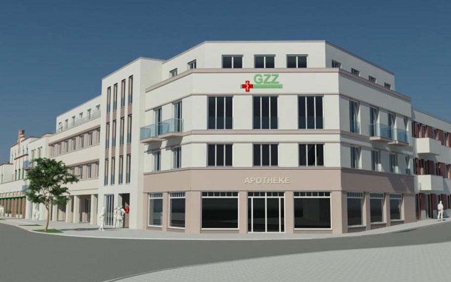 Gesundheitszentrum Zwenkau